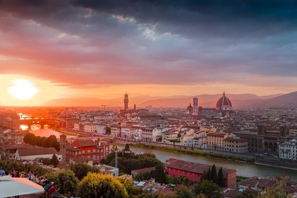 Firenze - Manifesto per il Turismo Italiano