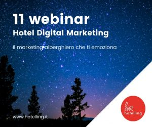 11 webinar gratis di digital marketing per hotel